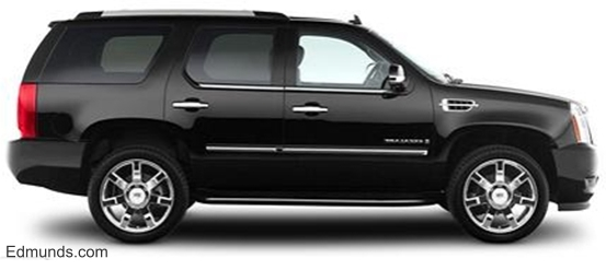 Escalade SUV large
